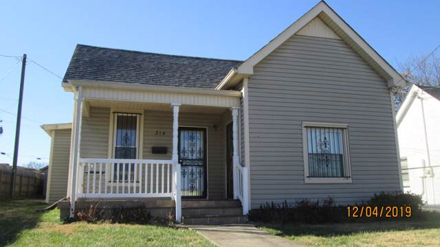 314 Neill Ave, Nashville, TN 37206 (MLS #RTC2104739) :: REMAX Elite