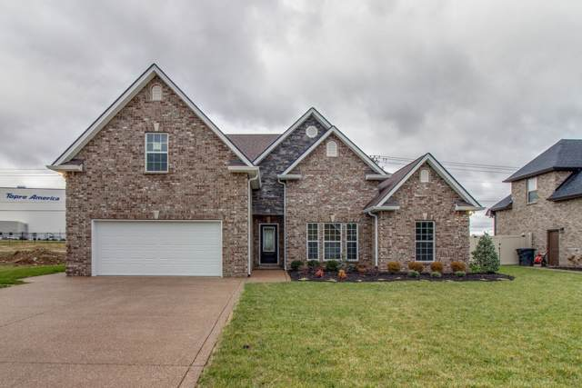 7669 Knobdate Rd Lot78, Smyrna, TN 37167 (MLS #RTC2104742) :: Ashley Claire Real Estate - Benchmark Realty