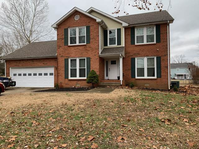 1773 Old Russellville Pike, Clarksville, TN 37043 (MLS #RTC2104744) :: The Matt Ward Group