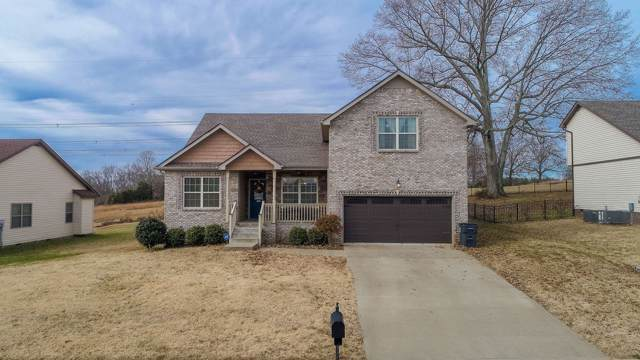 301 Ivy Bend Cir, Clarksville, TN 37043 (MLS #RTC2104757) :: Village Real Estate