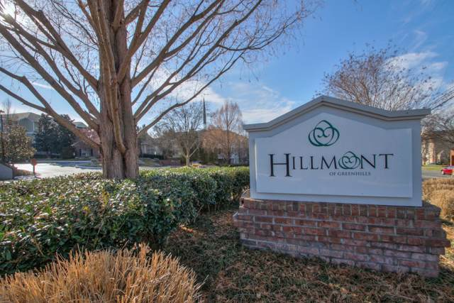 2025 Woodmont Blvd #327, Nashville, TN 37215 (MLS #RTC2104764) :: REMAX Elite