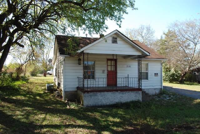 216 Burdock St, Lebanon, TN 37087 (MLS #RTC2104806) :: Village Real Estate