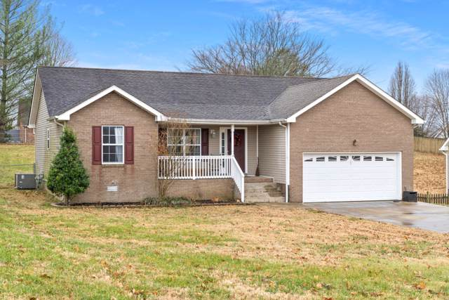 818 Creek Stone Dr, Clarksville, TN 37040 (MLS #RTC2104886) :: The Milam Group at Fridrich & Clark Realty