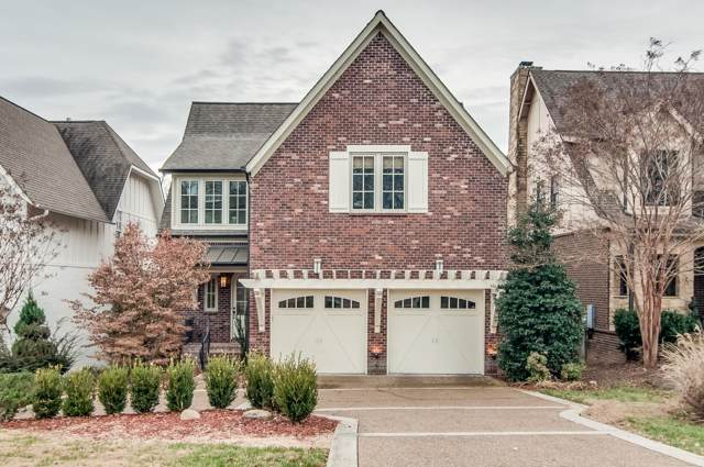 1743 Hillmont Dr, Nashville, TN 37215 (MLS #RTC2104893) :: CityLiving Group