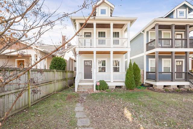1126B Cahal Ave, Nashville, TN 37206 (MLS #RTC2104901) :: REMAX Elite