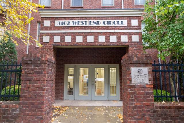 3102 West End Cir #204, Nashville, TN 37203 (MLS #RTC2104913) :: DeSelms Real Estate