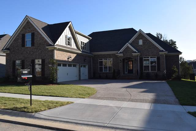 3205 Burris Drive #65, Nolensville, TN 37135 (MLS #RTC2104929) :: The Milam Group at Fridrich & Clark Realty
