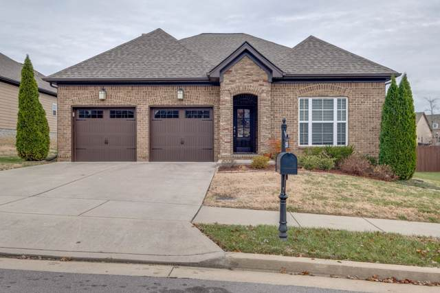 2169 Kirkwall Dr, Nolensville, TN 37135 (MLS #RTC2104960) :: Christian Black Team