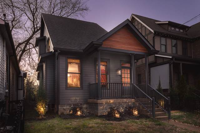 1611 5th Ave N, Nashville, TN 37208 (MLS #RTC2104965) :: Felts Partners
