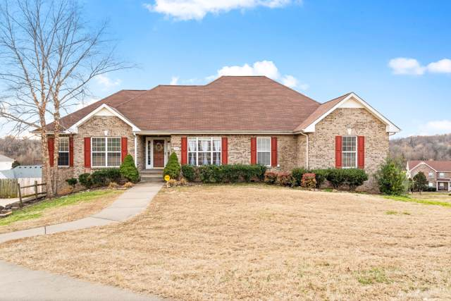 729 Hickory Glen Ct, Clarksville, TN 37040 (MLS #RTC2104998) :: Nashville on the Move
