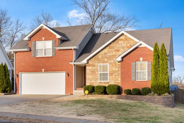 2889 Sharpie Dr, Clarksville, TN 37040 (MLS #RTC2105022) :: Black Lion Realty