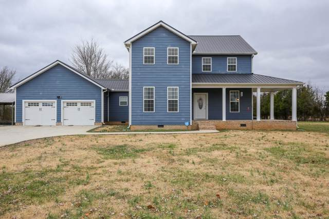 6720 Plainview Rd, Christiana, TN 37037 (MLS #RTC2105048) :: DeSelms Real Estate