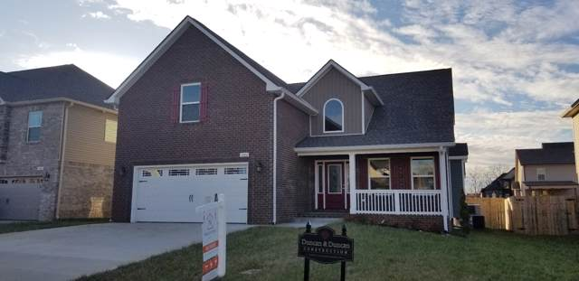 102 Griffey Estates, Clarksville, TN 37042 (MLS #RTC2105059) :: Black Lion Realty
