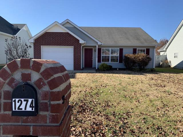 1274 Tiree Dr, Murfreesboro, TN 37128 (MLS #RTC2105129) :: HALO Realty
