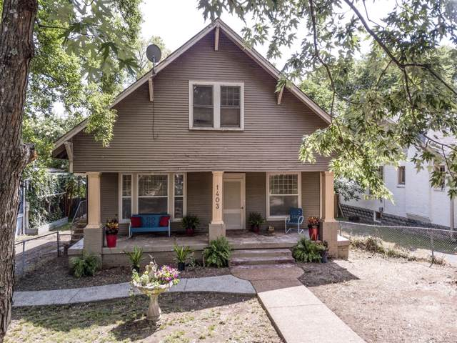 1403 Beechwood Ave, Nashville, TN 37212 (MLS #RTC2105135) :: REMAX Elite