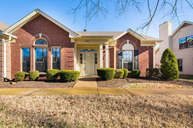 6061 Sunrise Cir, Franklin, TN 37067 (MLS #RTC2105196) :: Village Real Estate