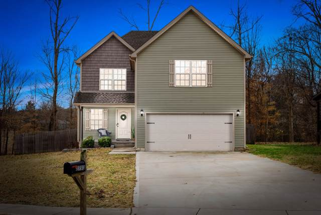 2793 Ann Dr, Clarksville, TN 37040 (MLS #RTC2105228) :: The Matt Ward Group