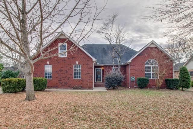 1707 Claire Ct, Murfreesboro, TN 37129 (MLS #RTC2105249) :: John Jones Real Estate LLC