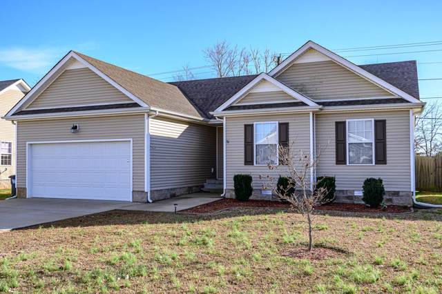 1306 Loren Cir, Clarksville, TN 37042 (MLS #RTC2105251) :: Village Real Estate