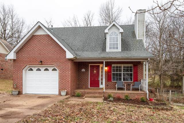 204 Apache Trl, White House, TN 37188 (MLS #RTC2105270) :: Christian Black Team