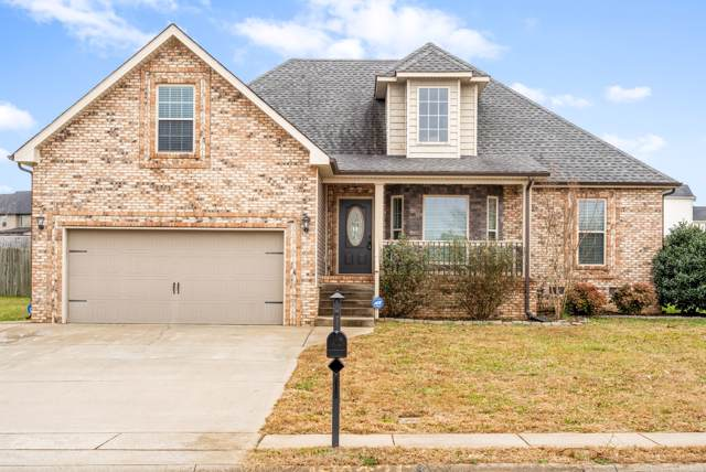 1734 Cabana Dr, Clarksville, TN 37042 (MLS #RTC2105283) :: Village Real Estate