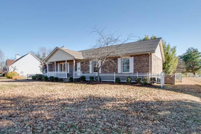 5909 Foothills Drive #19, Murfreesboro, TN 37129 (MLS #RTC2105289) :: Village Real Estate