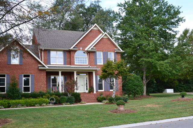 160 Deerfield Ct, Mc Minnville, TN 37110 (MLS #RTC2105302) :: The Kelton Group