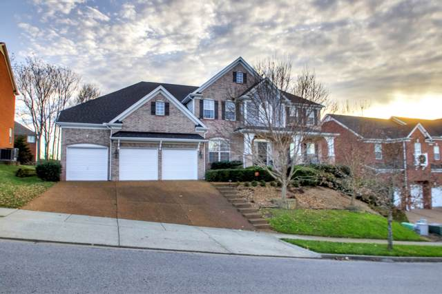 1717 Players Mill Rd, Franklin, TN 37067 (MLS #RTC2105353) :: Nashville on the Move