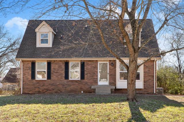 402 Beasley Dr, Clarksville, TN 37042 (MLS #RTC2105364) :: RE/MAX Homes And Estates