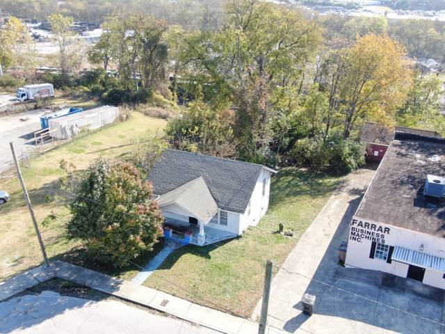 199 Little Green St, Nashville, TN 37210 (MLS #RTC2105369) :: RE/MAX Homes And Estates