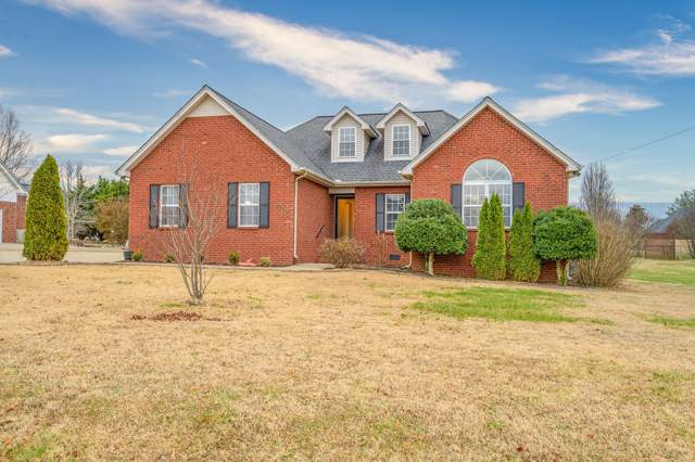 109 Choir Ct, Murfreesboro, TN 37129 (MLS #RTC2105384) :: John Jones Real Estate LLC