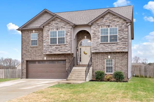321 Ellington Drive, Clarksville, TN 37043 (MLS #RTC2105387) :: Village Real Estate