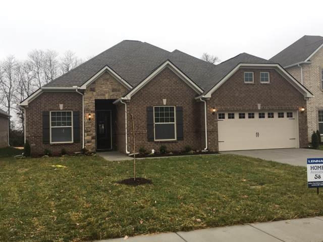 1639 Burrows Ave 58 Cho, Murfreesboro, TN 37129 (MLS #RTC2105405) :: Village Real Estate