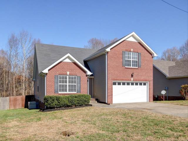 1885 Sage Meadow Ln, Clarksville, TN 37040 (MLS #RTC2105417) :: The Miles Team | Compass Tennesee, LLC