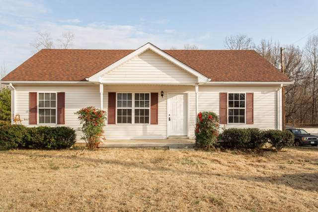 133 N Poole St, Ashland City, TN 37015 (MLS #RTC2105430) :: John Jones Real Estate LLC