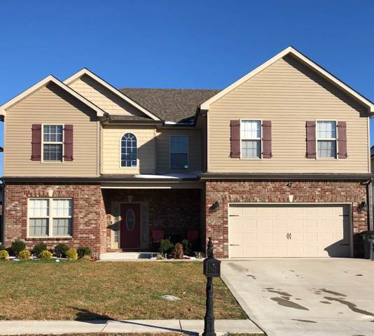984 Smoots Dr, Clarksville, TN 37042 (MLS #RTC2105445) :: RE/MAX Homes And Estates