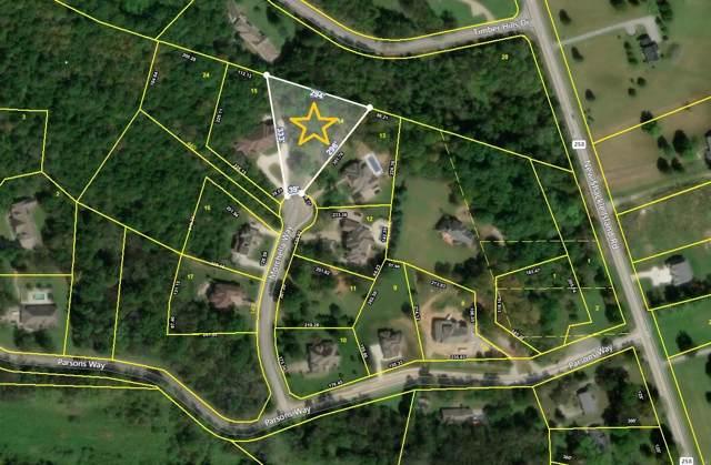 1020 Morchella Private Way, Hendersonville, TN 37075 (MLS #RTC2105447) :: RE/MAX Homes And Estates