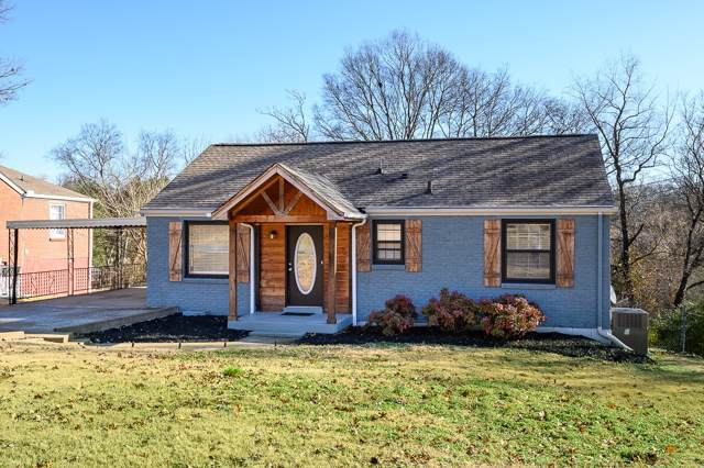 321 Tamworth Dr, Nashville, TN 37214 (MLS #RTC2105450) :: The Miles Team | Compass Tennesee, LLC