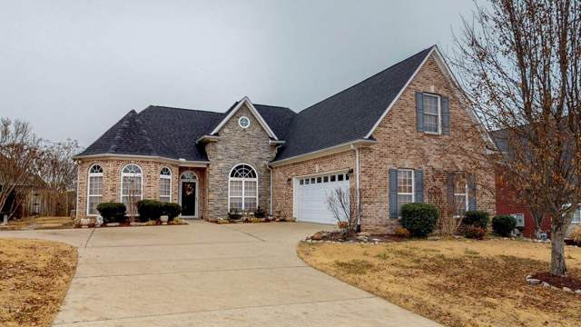 1072 Nealcrest Cir, Thompsons Station, TN 37179 (MLS #RTC2105472) :: Village Real Estate