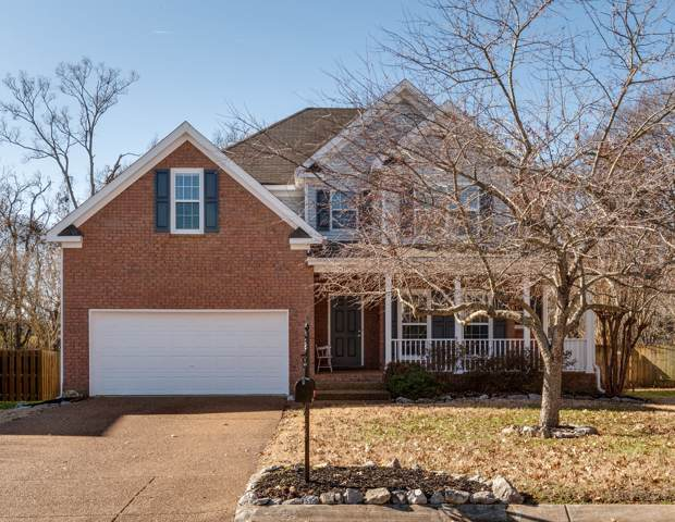 1010 Watauga Ct, Thompsons Station, TN 37179 (MLS #RTC2105516) :: Katie Morrell / VILLAGE