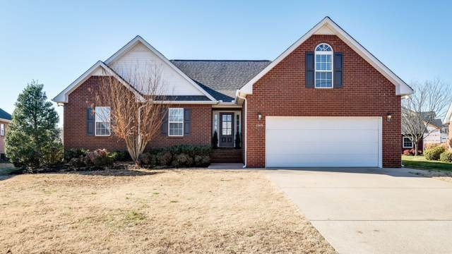1749 Cozumel Ct, Murfreesboro, TN 37128 (MLS #RTC2105519) :: John Jones Real Estate LLC