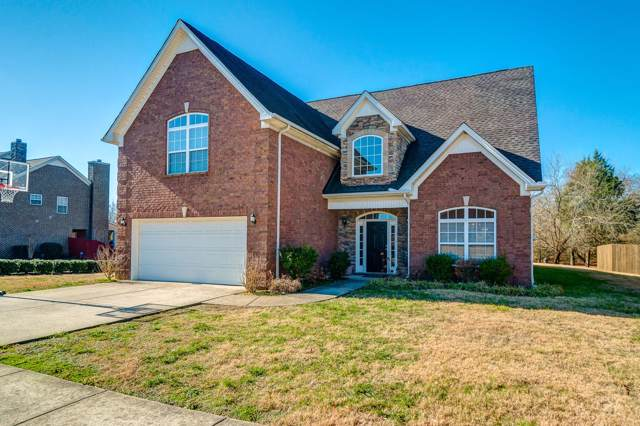 4074 Locerbie Cir, Spring Hill, TN 37174 (MLS #RTC2105566) :: Village Real Estate