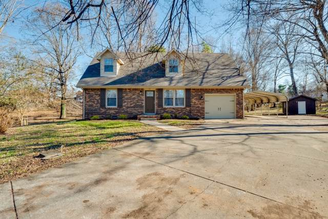 243 Maplewood Dr, Clarksville, TN 37042 (MLS #RTC2105577) :: The Miles Team | Compass Tennesee, LLC