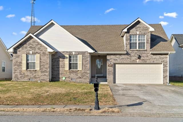 2538 Centerstone Cir, Clarksville, TN 37040 (MLS #RTC2105582) :: The Matt Ward Group