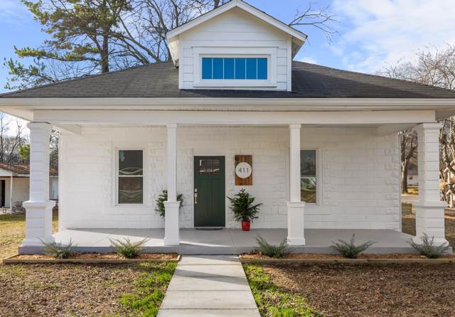 411 Florida Ave, Mount Pleasant, TN 38474 (MLS #RTC2105586) :: RE/MAX Homes And Estates