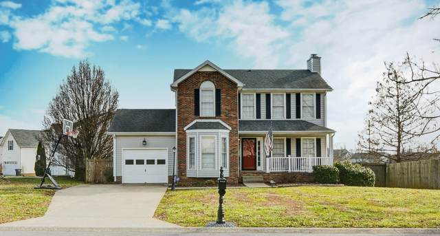 834 Keystone Dr, Clarksville, TN 37042 (MLS #RTC2105598) :: Village Real Estate