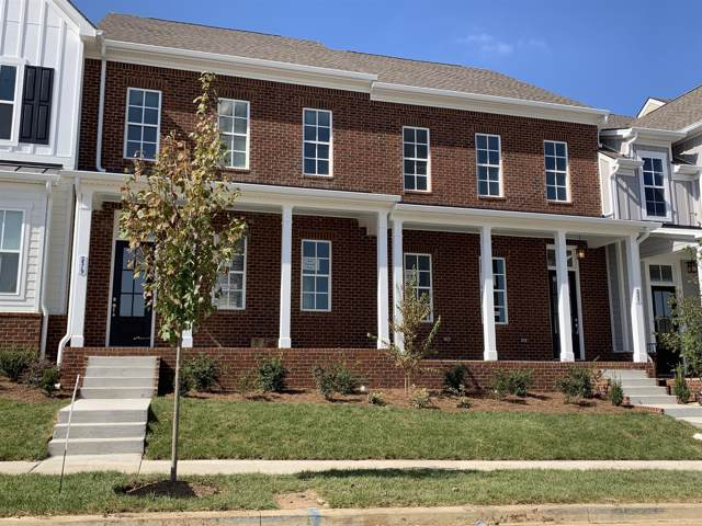 2319 Fairchild Circle  #174 #174, Nolensville, TN 37135 (MLS #RTC2105609) :: Christian Black Team