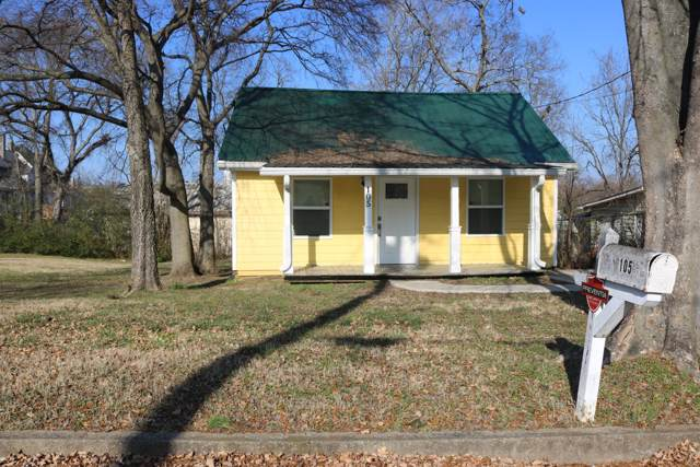 105 E 10th St, Columbia, TN 38401 (MLS #RTC2105617) :: REMAX Elite