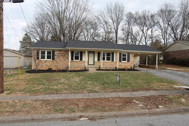 802 Springmont Dr, Hopkinsville, KY 42240 (MLS #RTC2105734) :: Village Real Estate