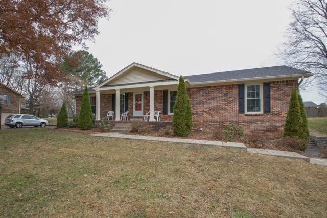 1410 Towson Dr, Columbia, TN 38401 (MLS #RTC2105762) :: Team Wilson Real Estate Partners